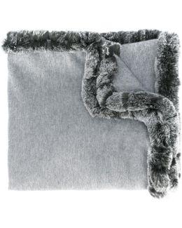 Woven Long Shawl