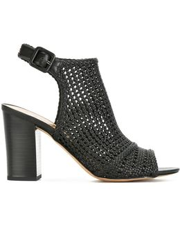 Evie Woven Sandals