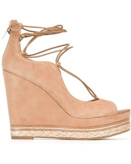 Harriet Lace-up Wedges