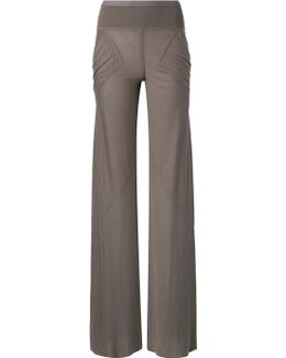Panelled Pocket Trousers