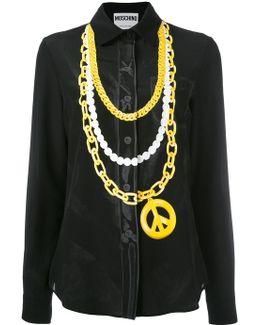 Trompe L'oeil Chain Shirt