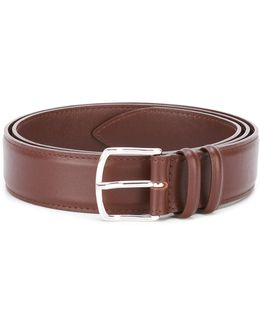 Classic Buckle Belt