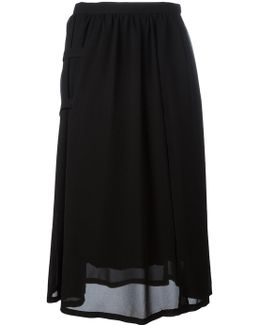 Double-layered Skirt