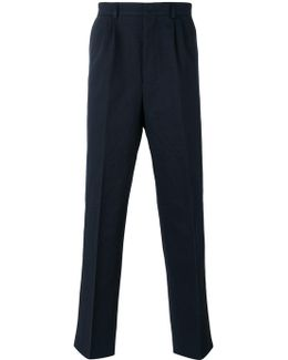 Loose-fit Tailored Trousers