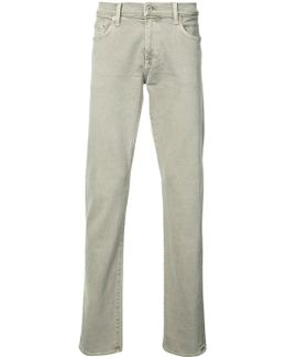 Henley Fit Jeans