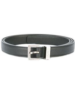 Monogram Passant Buckle Belt