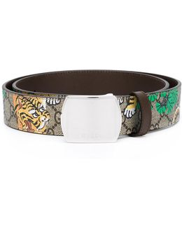 Bengal Tiger Print Belt