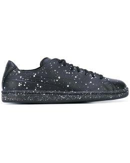 Match Splatter Sneakers