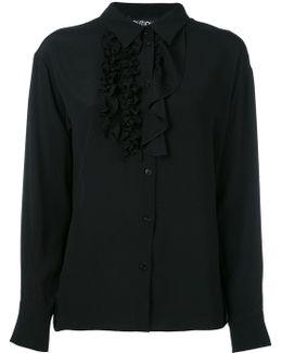 Ruffled Detail Shirt