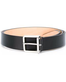Classic D-ring Buckle Belt