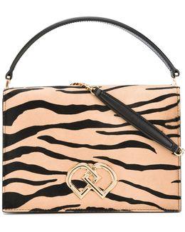 Dd Zebra Print Bag