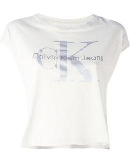 Logo Short Sleeved T-shirt