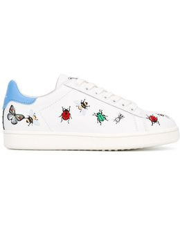Insect Patch Sneakers