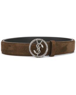 Monogram Serpent Belt