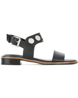 Sandals With Applications
