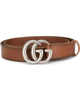 Signature Gg Logo Belt