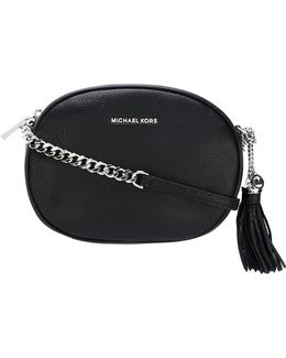 Fringed Detail Crossbody Bag