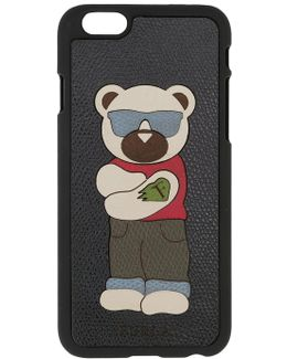 Bear Patch Iphone 6 Case