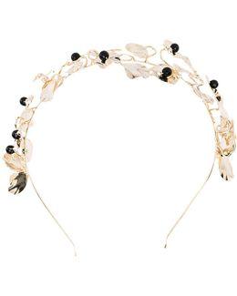 Onyx Vine Headband