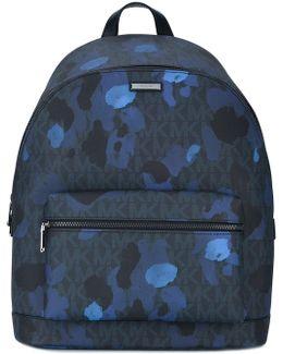 Paint Splash Backpack