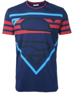 Superman Print T-shirt