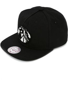 Beaded Cap