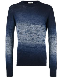 Gradient-effect Sweater