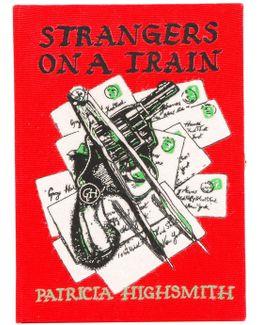 Strangers On A Train Clutch