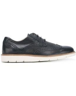 H322 Derby Shoes