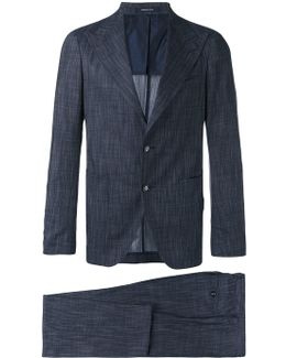 Pointed Lapels Two-piece Suit