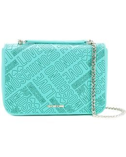 Chain Strap Branded Bag
