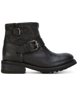 Trick Ankle Boots