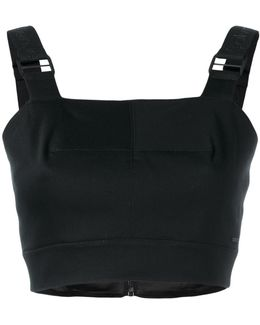Buckled Straps Tank Top