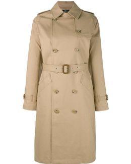 'julianne' Trench Coat