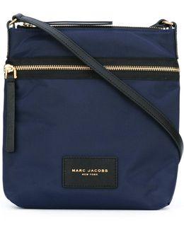 Top Zip Messenger Bag