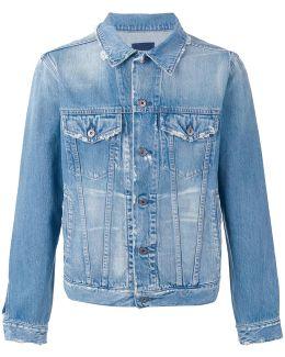 Distressed Denim (blue) Jacket