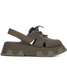 'wilma' Platform Sandals