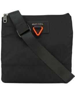 Loop Detail Messenger Bag