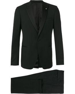 Single Button Suit