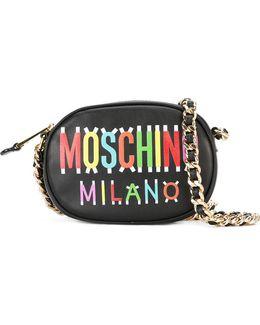 Milano Oval Cross-body Bag