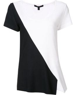Slit Detail T-shirt
