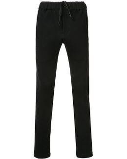 Smart Track Trousers