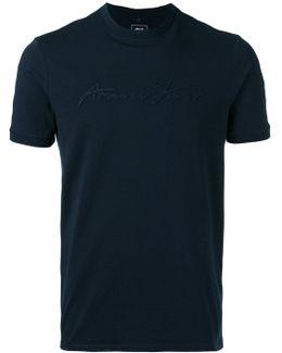Appliqué Logo T-shirt