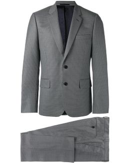 Houndstooth Two-piece Suit