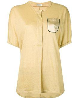 Chest Pocket Shortsleeved Shirt