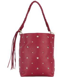 Stars Studded Shopping Bag