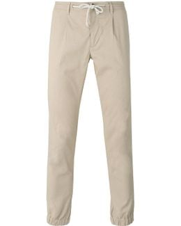 Tapered Trousers