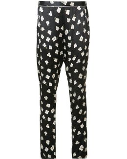 Floral Pyjama Trousers