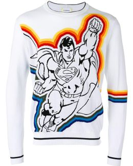 Superman Pattern Jumper