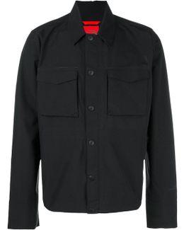 Chest Pockets Jacket